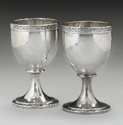 A PAIR OF GEORGE III PROVINCIA
