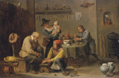 David Teniers II (Antwerp 1610-1690 Brussels)