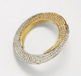 A DIAMOND BANGLE, BY TSUYOSHI