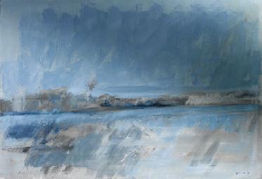 La foce del fiume