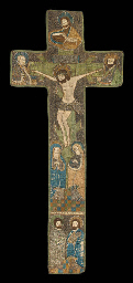 AN ORPHREY FRAGMENT, GERMAN, 1