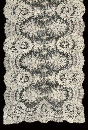 A POINT DE GAZE NEEDLE LACE ST