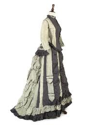 THREE DRESSES, 1850-1915