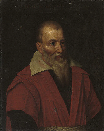 Portrait of Joseph Justus Scal