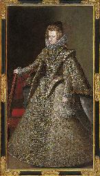 Portrait of Doña Maria de Aust