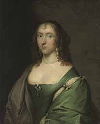 Portrait of Lady Lucy Pelham (
