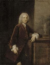 PORTRAIT OF THOMAS PELHAM-HOLL