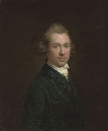 Portrait of John Knight (1740-