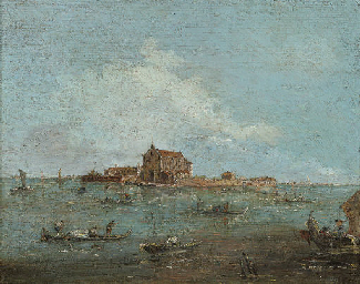 The Island of San Cristoforo,