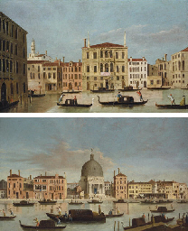 The Grand Canal, Venice, with