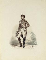 Portrait of Maréchal Jean-Bapt