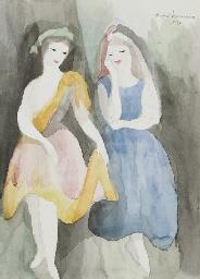 Deux jeunes filles (Thomar)