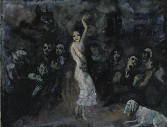 Danseuse gitane