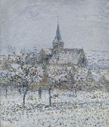 L'Eglise de Bennecourt