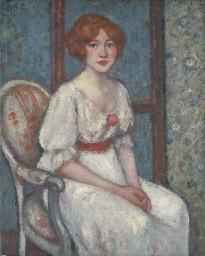 Portrait d'Andrée