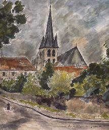 Clocher de Jouy-en-Josas