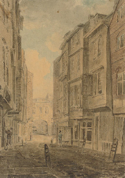 Butchers Row and Temple Bar, L