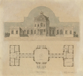 An architectural design for a