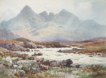 Sgurr nan Gillean, Isle of Sky