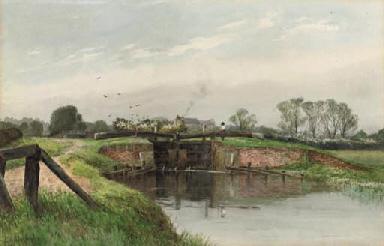 Hatherton Lock
