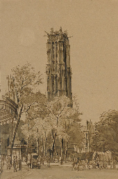 Tour Saint-Jacques, Paris