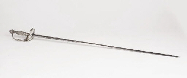 A dutch steel small-sword with