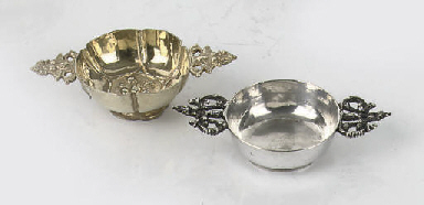 A dutch silver miniature brand