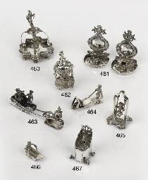 An early dutch silver miniatur