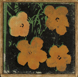 Andy Warhol (Flowers)