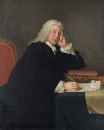 Portrait of Nicholas Hardinge,