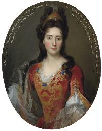 Portrait of Angélique d'Hautef
