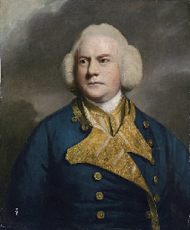 Portrait of Admiral Thomas Cot
