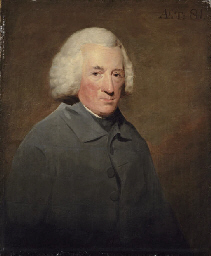 Portrait of William Law of Elv