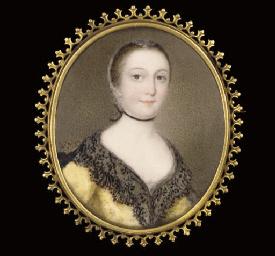 ENGLISH SCHOOL, CIRCA 1755