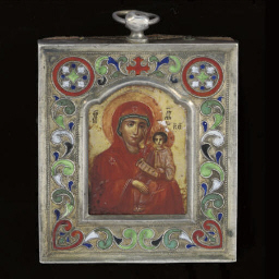 A small Russian icon