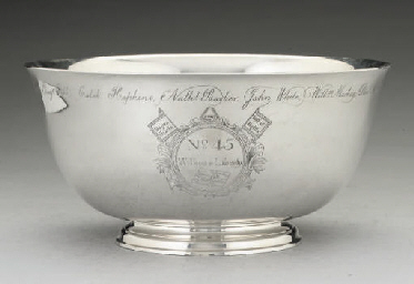 A MODERN SILVER REPRODUCTION O