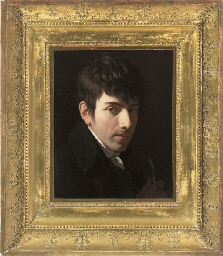 Portrait of André Feer (b.1787