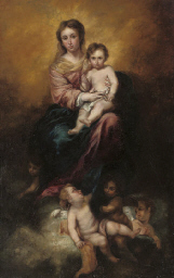 The Madonna of the Rosary
