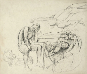 Study for Coriolanus