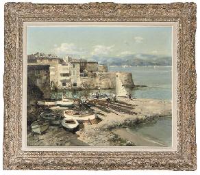 Le vieux port, St Tropez