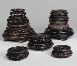 A collection of Chinese wood s