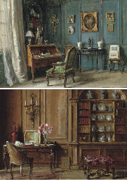 Lord Stanmore's Study; and Lor