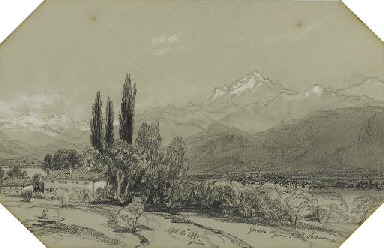 Geneva, from Petit Sacconex, S