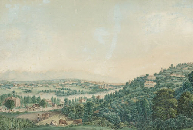 Moncalieri with Turin and the