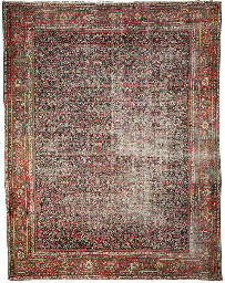 A FEREGHAN CARPET, WEST PERSIA
