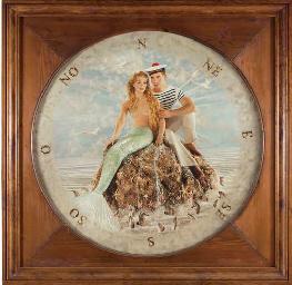 La sirène et le marin (Stéphan
