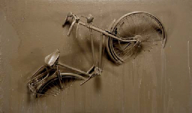 Untitled (Immersion of bicycle