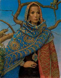 Portrait de Maria Felix