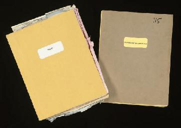 Various Film Scripts - 1949-19