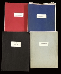 Various Film Scripts - 1964-19